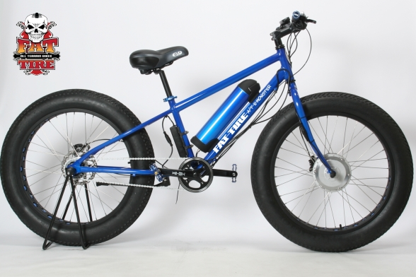 Buy Fat Tire AT E Monster Electric Bike Online